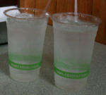 PLA cups